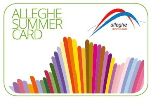 Alleghe Summer Card
