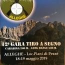 12° GARA TIRO A SEGNO – ALLEGHE